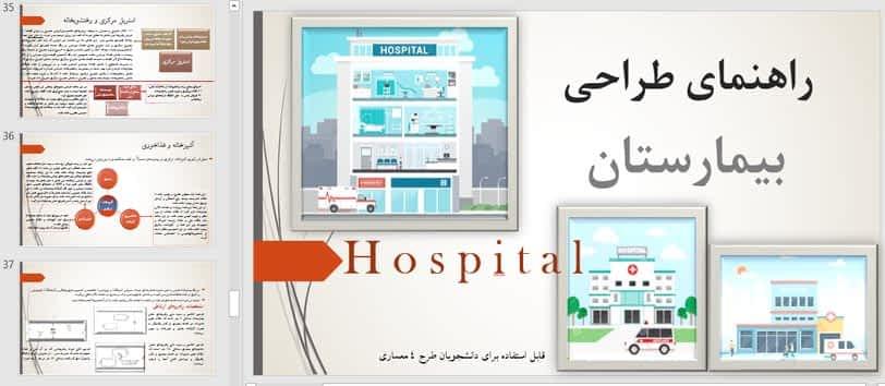 استاندارد بیمارستان /جدید/ اصول طراحی اورژانس و ضوابط بخش جراحی [PPT]